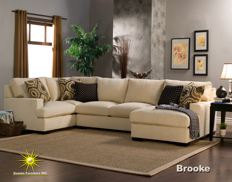 Brooke sectional