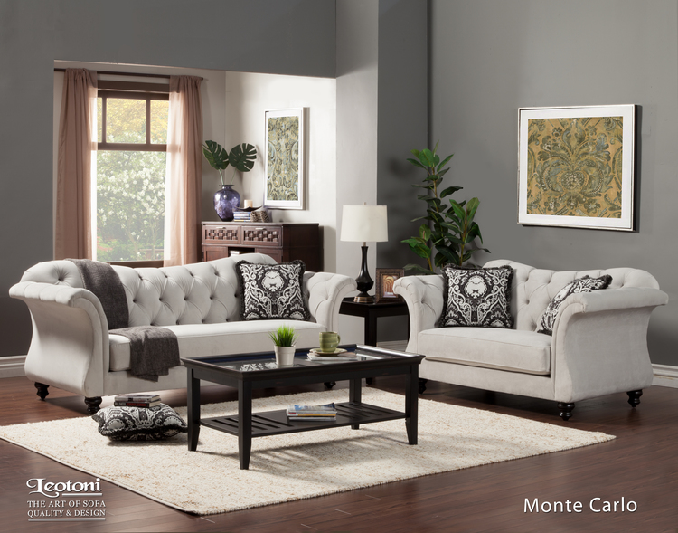 Captivating Monte Carlo Sofa And Love