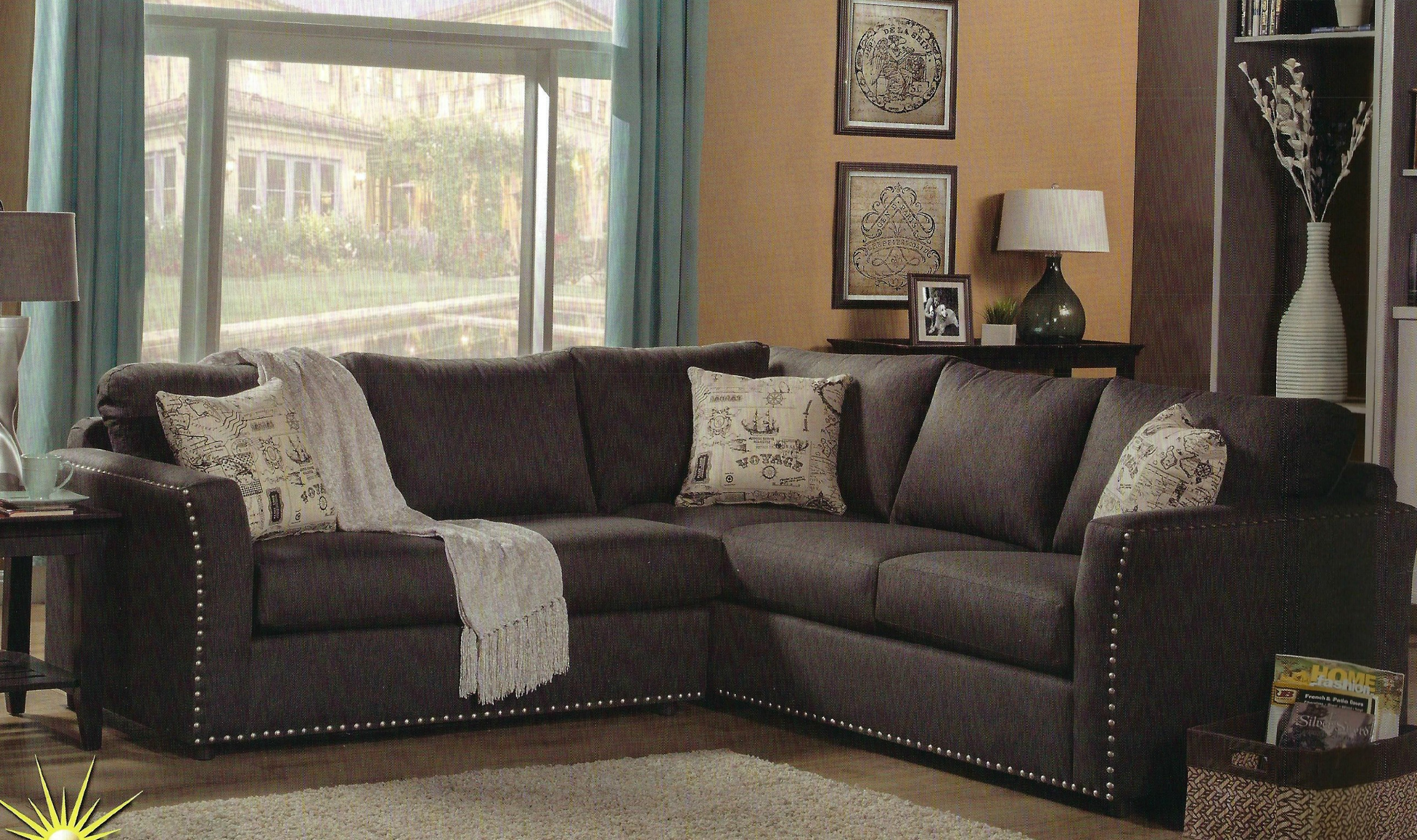Marlow sectional